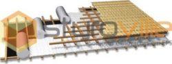 Manta térmica EPE metal. 5mm 20m2