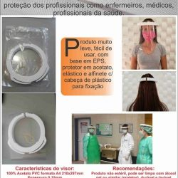 Protetor Facial (Face Shield)